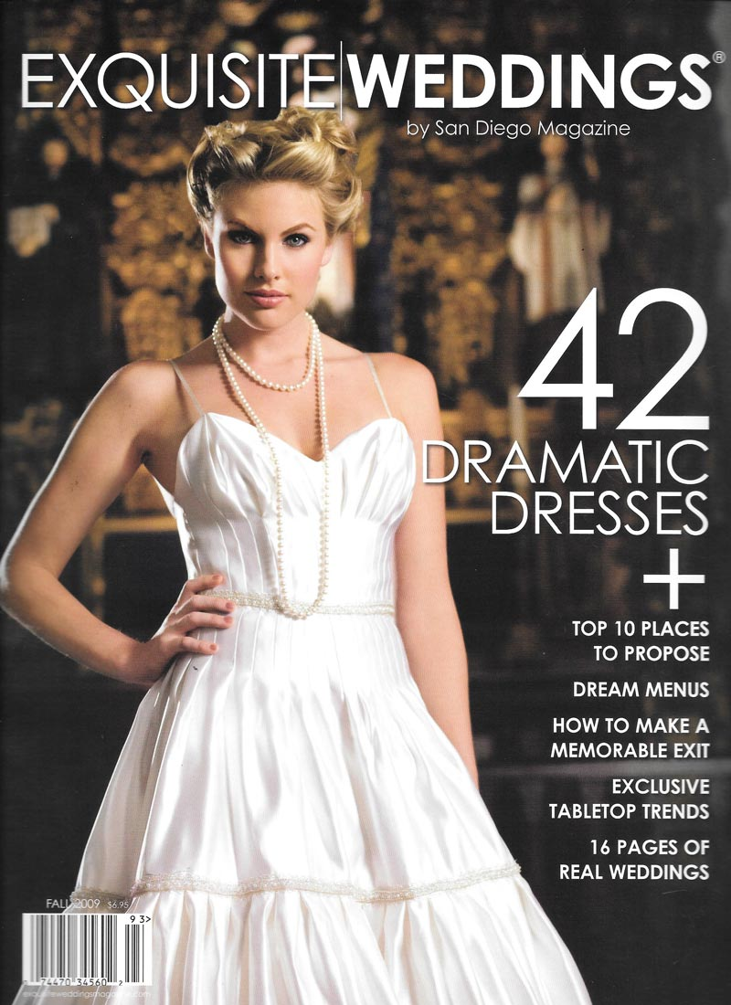 Exquisite Weddings Magazine