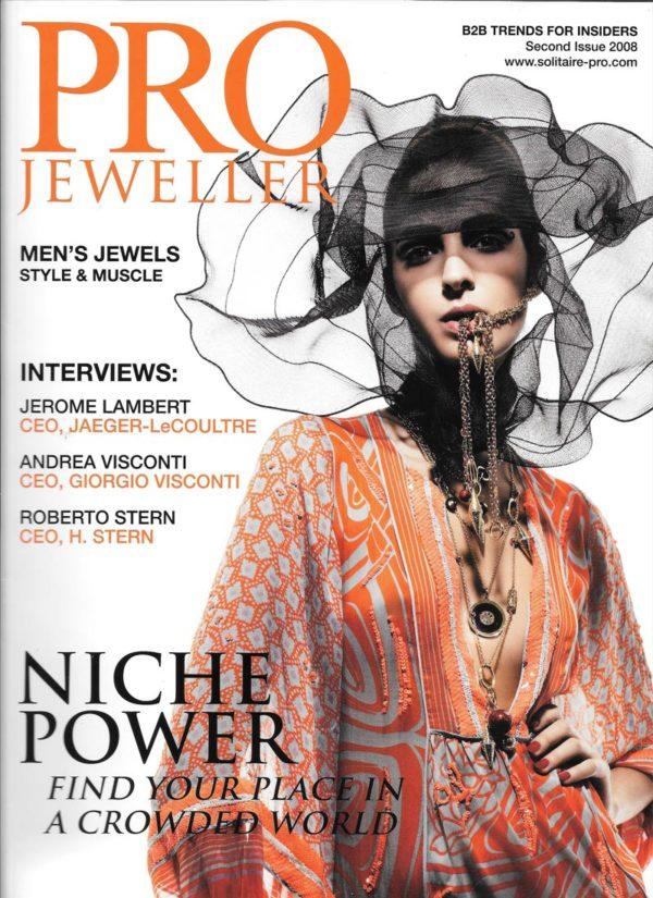 Pro Jeweler Magazine